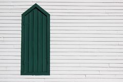 Green Wooden Board Royalty Free Stock Photography