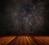 Green wooden boards Royalty Free Stock Photography