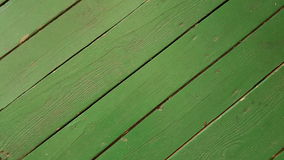 Green Wooden Planks Background Royalty Free Stock Photo
