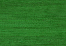 Green wooden planks, wood texture background Royalty Free Stock Photography