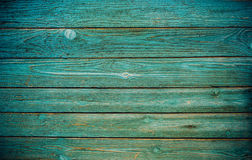Green wooden texture as background Stock Images