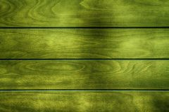 Green Wooden texture, empty wood background, cracked surface.  Stock Photos