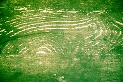 Green wooden texture Stock Photos