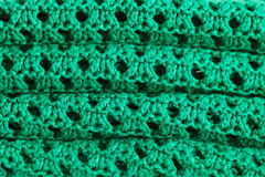 Green wool Royalty Free Stock Photos