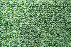 Green Wool. Texture Background Close-up Royalty Free Stock Photos