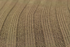 Green wool texture. With straight and long strips Royalty Free Stock Photo