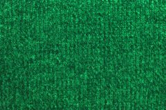 Green woolen pattern. Stock Images