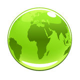 Green world Royalty Free Stock Photo