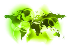 Green world Royalty Free Stock Photography