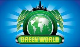 Green world Royalty Free Stock Image