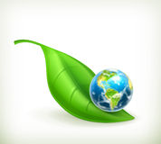 Green World Stock Photo