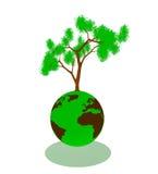 Green world Royalty Free Stock Photo