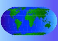 Green World stock illustration