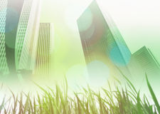 Green world concept Royalty Free Stock Image