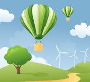 Green World Royalty Free Stock Photography
