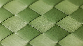 Green Woven Dinner Table Placemat. This is a green dinner table placemat. Good for backgrounds or someone wanting green with some texture. The material is a Stock Photos