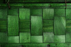 Green Woven texture. Retro green woven texture, useful ad background royalty free stock photos