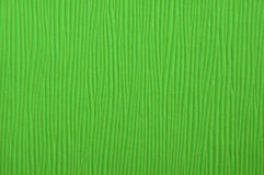 Green wrinkles surface Royalty Free Stock Images