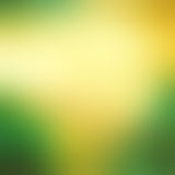 Green and yellow abstract background Royalty Free Stock Photos