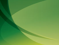 Green yellow background Stock Images