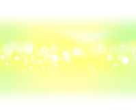 Green yellow background Royalty Free Stock Images
