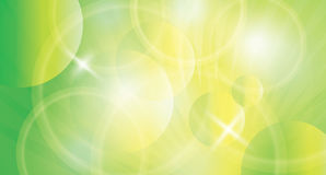 Green yellow background vector Royalty Free Stock Photography