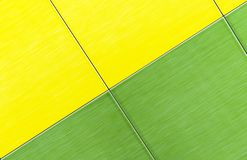 Green and yellow ceramic tiles. Background of ceramic tiles royalty free stock photo