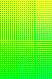 Green yellow halftone. Raster graphic abstract background Stock Photography