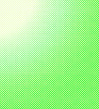 Green yellow halftone background Royalty Free Stock Photography