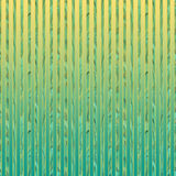 Green & Yellow Marbled Stripes Royalty Free Stock Photography