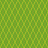 Green and yellow seamless mesh pattern Royalty Free Stock Photography