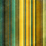 Green yellow striped texture Stock Photo
