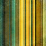 Green yellow striped texture stock photo