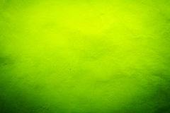 Green with yellow texture background Stock Images