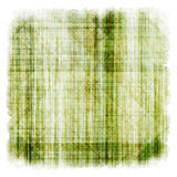 Green-yellow textured canvas Stock Images