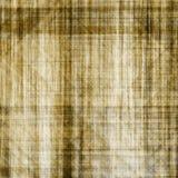 Green-yellow textured canvas Royalty Free Stock Photos