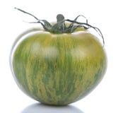 Green zebra tomato Stock Photos