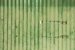 Green Zinc Background Stock Photos