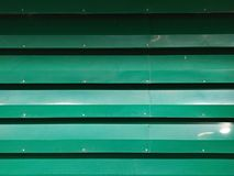 Green zinc metal sheet stock images