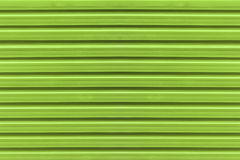 Green zinc texture Stock Photo