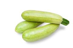 Green zucchini Stock Photos