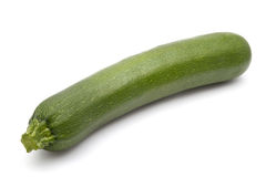 Green zucchini Royalty Free Stock Photography