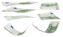 greenback 100 евро Стоковые Фотографии RF
