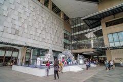 Greenbelt, πόλη Makati Στοκ Φωτογραφίες