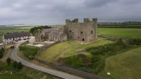 Greencastle ståndsmässigt ner, nordligt - Irland arkivfoto