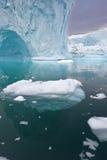greendland παγόβουνο Στοκ Εικόνες