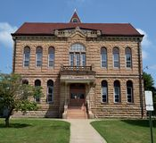 Greene County domstolsbyggnad Royaltyfri Fotografi