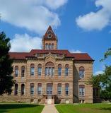 Greene County domstolsbyggnad Royaltyfria Foton