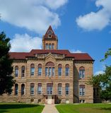 Greene County Gericht Lizenzfreie Stockfotos