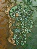 greene mężczyzna Ilustracja Wektor